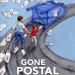 Film Poster for Gone Postal